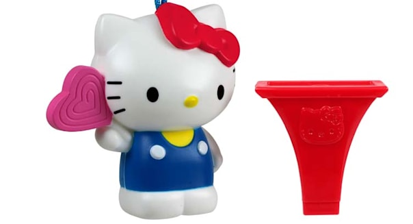 Hello Kitty McDonalds Whistle recall