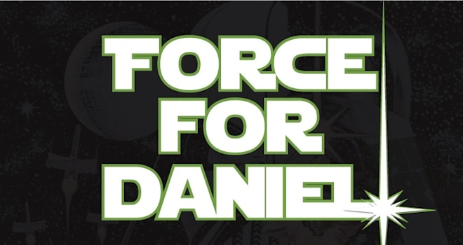 force for daniel, star wars, the force awakens
