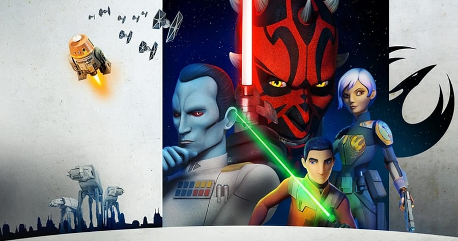 'Star Wars Rebels' Trailer Reveals Season 4 Will Be Its Last