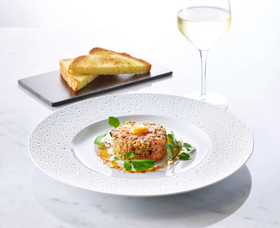 This classic, fresh dish is French cuisine at its