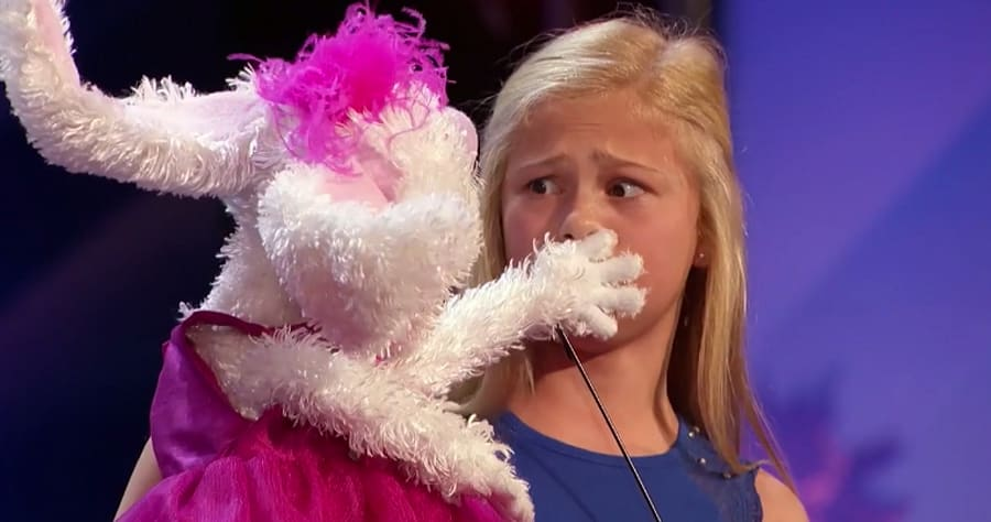 Young Ventriloquist Steal Hearts on 'Americas Got Talent'