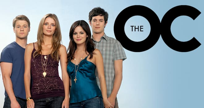 the o.c., the oc, cw seed