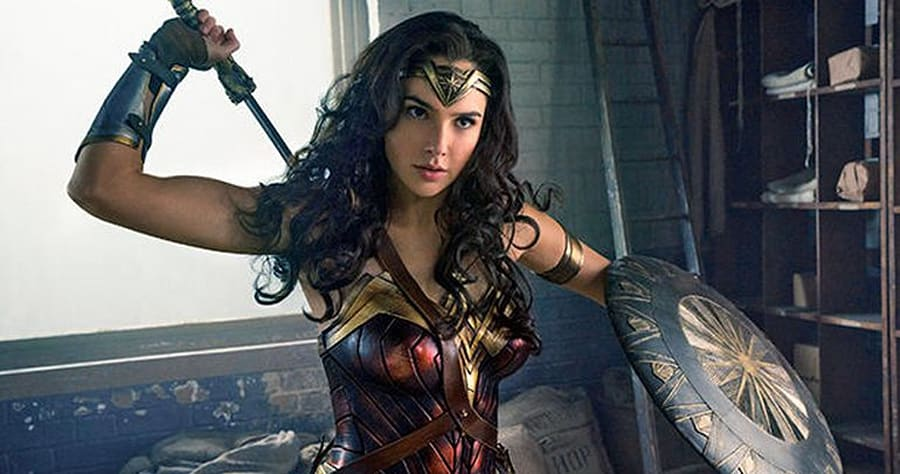 Two 'Wonder Woman' Promos Tease Ares Fight