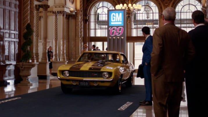 1969 Chevrolet Camaro Z/28 Mad Men Pete