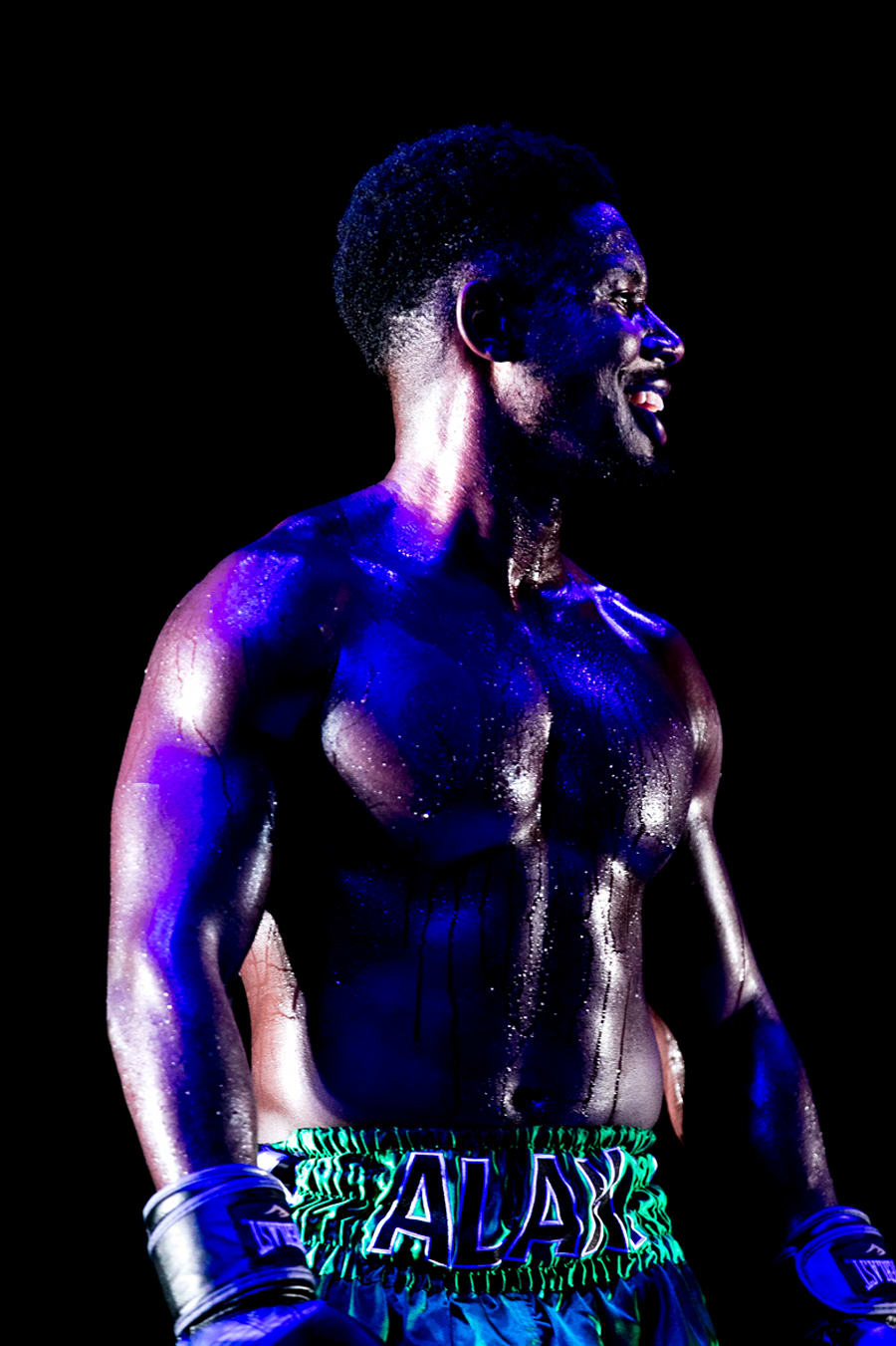 Prize Fighter follows the story of Australian-Congolese boxer Isa in a fight that resembles that of
