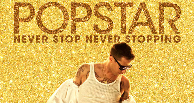 popstar, never stop never stopping, the lonely island, andy samberg