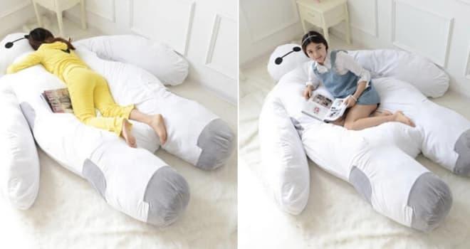 Big Hero 6 Bed