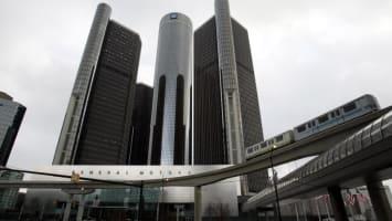 GM Headquarters Renaissance Center