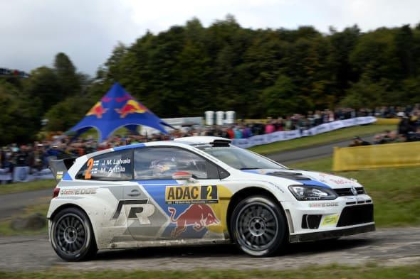Volkswagen WRC Polo R
