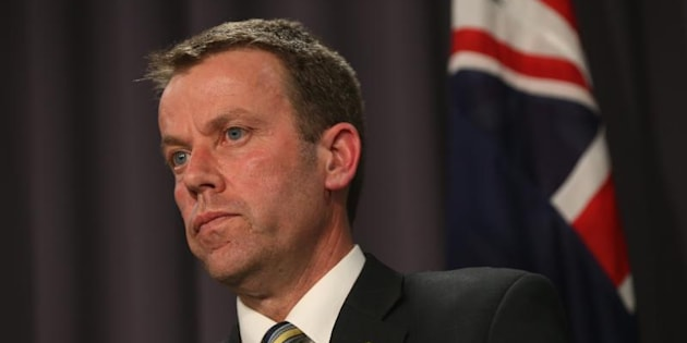 "Dan Tehan, the minister responsible for cybersecurity says the government is ""hell bent"" on..."