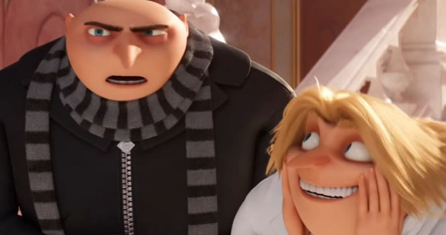 Despicable Me 3 opens to $192 million