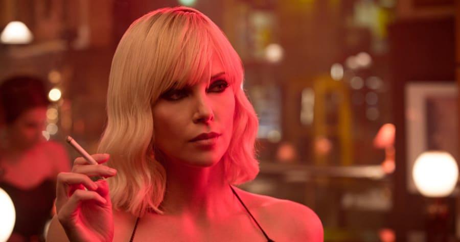 Atomic Blonde (2017)Charlize Theron