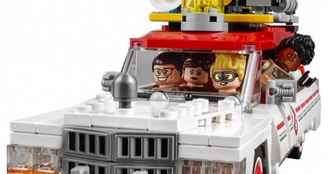 ghostbusters, lego, new ghostbusters, ghostbusters lego, legos