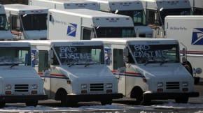Postal Vehicles