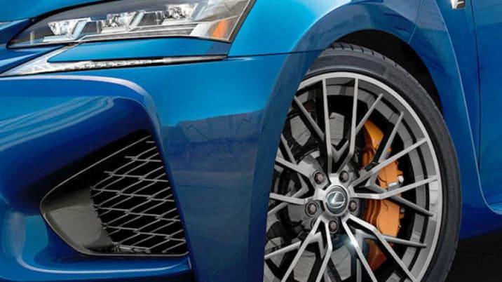 Lexus Detroit Auto Show Teaser