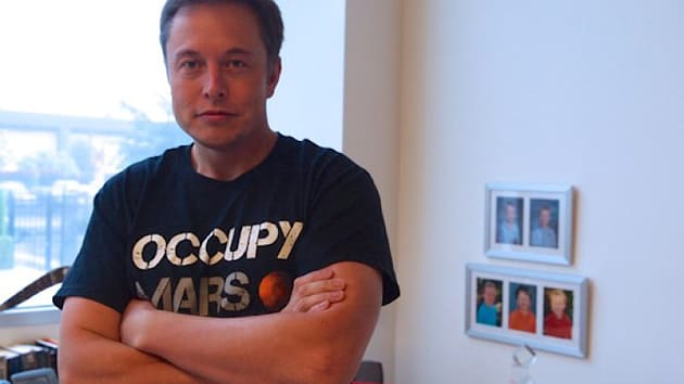Google 和 SpaceX 也在研究投資互聯網衛星呢