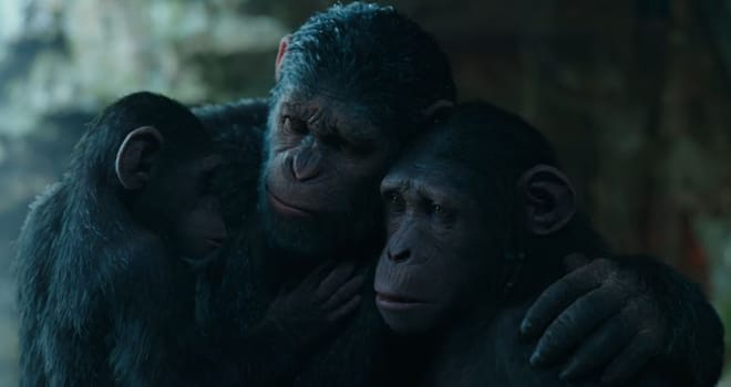 New 'War for the Planet of the Apes' Trailer: Humanity Falls by the Wayside