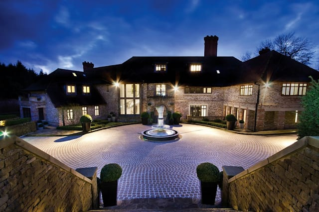 The Totteridge house