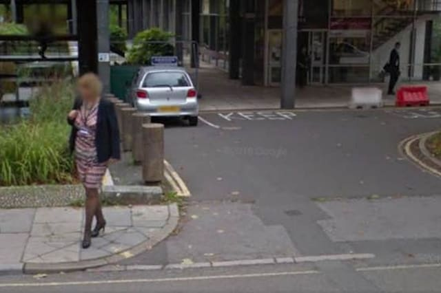Man finds friend on Google Maps in same place he's set to meet her that day