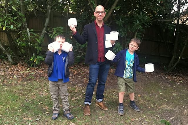 Cash-strapped school asks pupils to bring toilet roll