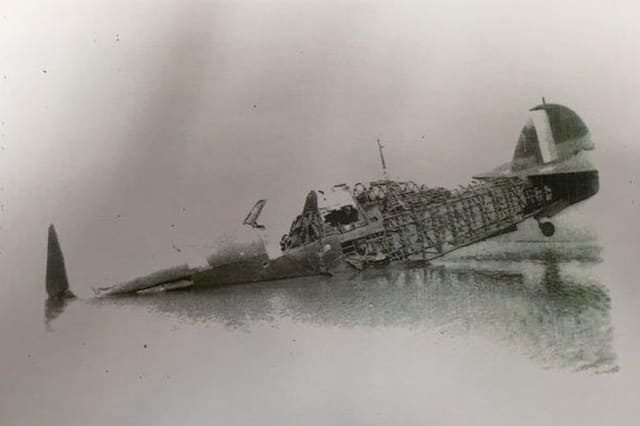 WW2 Hurricane that crash-landed at Dunkirk set to take to the skies again