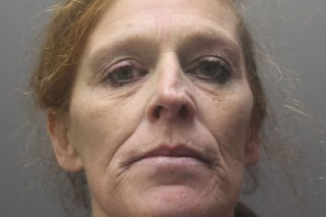 Drug addict robbed blind man in his own home