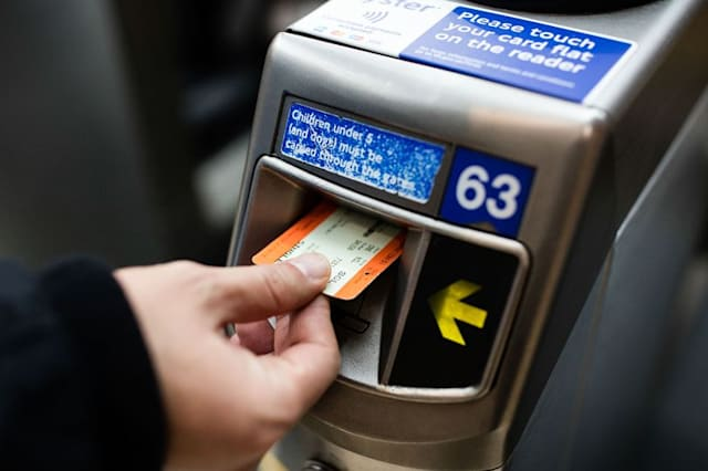 Mum-to-be threatened with jail after she failed to pay £2.30 train fare because ticket machine was broken