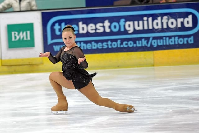 Ice rink melts for first time in 20 years, hours before competition