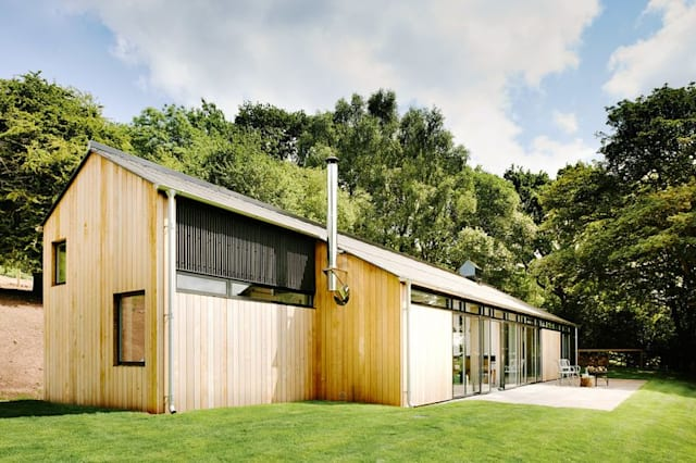 Planning permission for chicken coop turned into stylish home