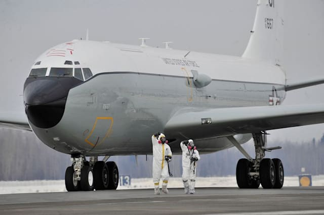 Nuclear 'sniffer jet' flown to Europe after radiation spike
