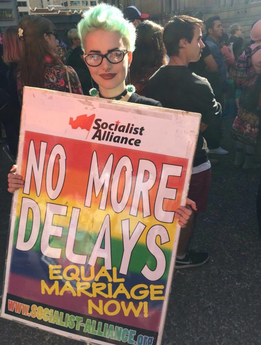 Passionate advocates get behind the LGBTI