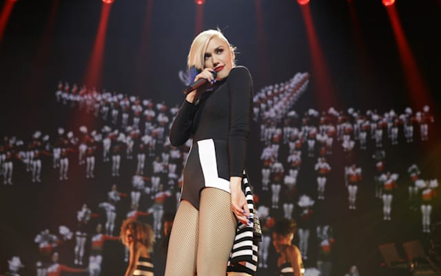 MasterCard Presents Gwen Stefani In Concert Exclusively For Its Cardholders At Hammerstein Ballroom At The Manhattan Center In N
