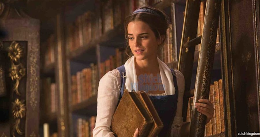 Emma Watson Has an Idea for 'Beauty and the Beast' Sequel