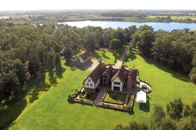 The Nether Alderley house