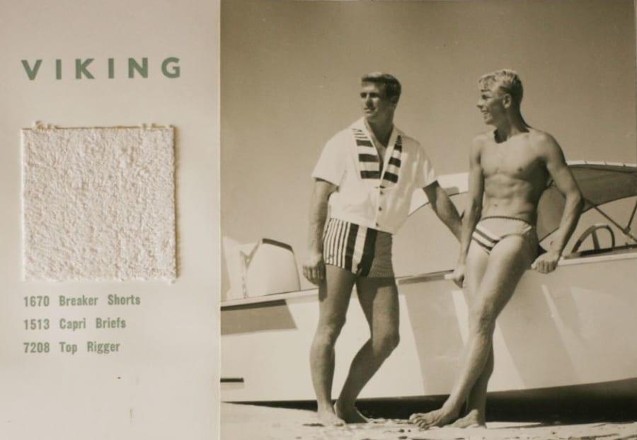 The Speedo Golden Sands Series catalog for the summer of 1960-61, described as