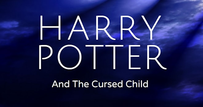 harry potter and the cursed child, harry potter, j.k. rowling