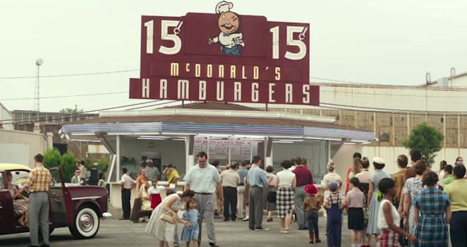 Watch the Fascinating McDonald's Origin Story in the New 'Founder' Trailer