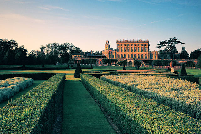 Hotels around the UK with glorious gardens