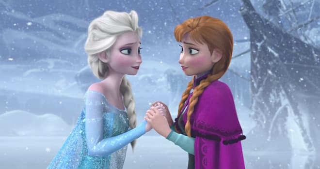 Here's How 'Frozen' Originally Was Going to End