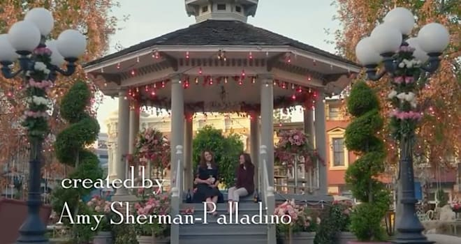 A Fan Fixed the 'Gilmore Girls: A Year in the Life' Opening Credits