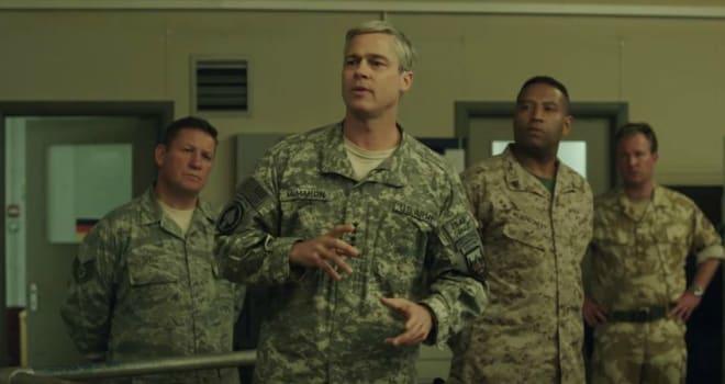 New 'War Machine' Trailer: Brad Pitt Gives Interesting Pep Talks