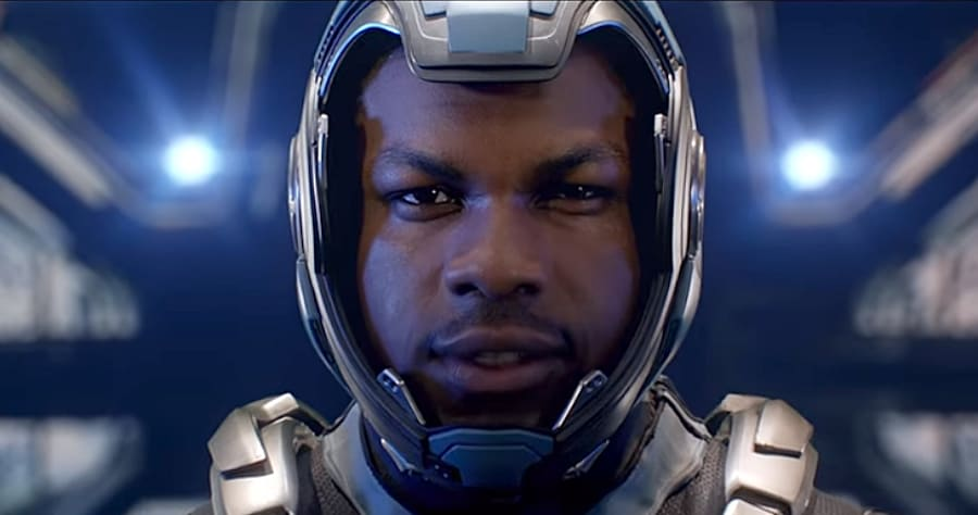 SDCC 2017: John Boyega stars in the 'Pacific Rim