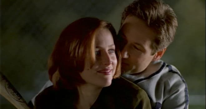 14 times mulder amp scully from the xfiles were the