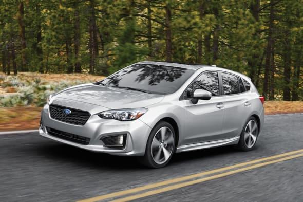 2017 Subaru Impreza US