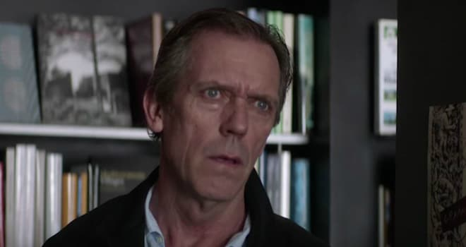 Hugh Laurie Chance On ...