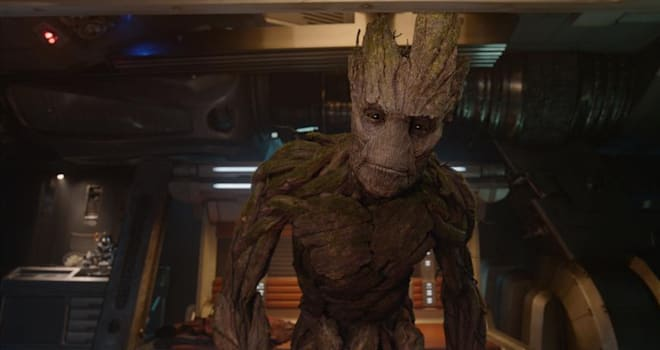 Guardians of the Galaxy, Groot
