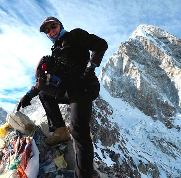 Australian man Francesco Enrico Marchetti, 54, has died of altitude sickness while climbing Mount