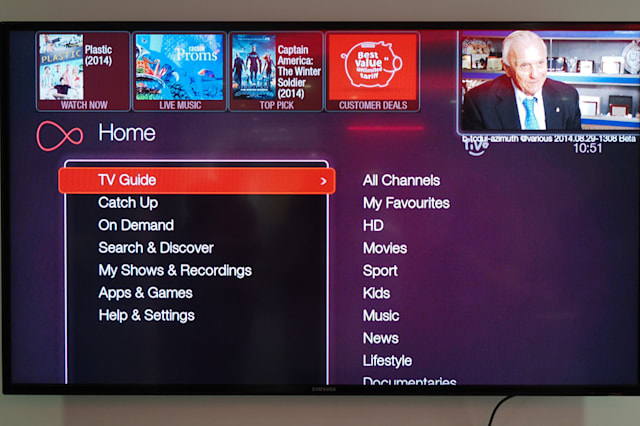 Virgin Media to hike prices by inflation-busting 5.9%-