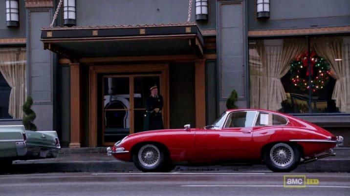 Jaguar XK-E Mad Men