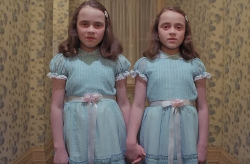 remember the twins from the shining see what they look like now